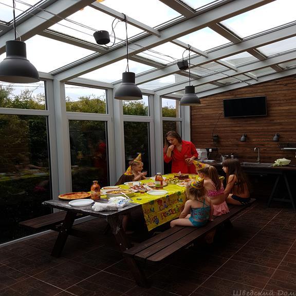 Детский праздник | Шведский Дом Гомель