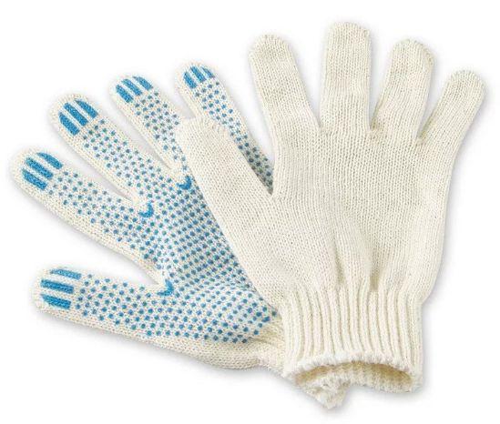Перчатки из хлопчато-бумажной ткани