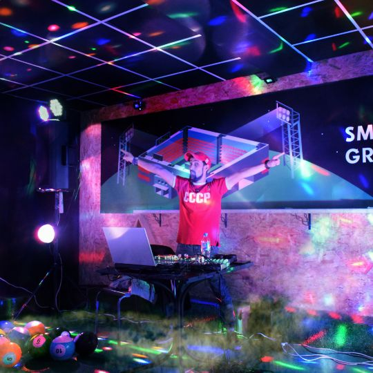 Концерты и вечеринки на Веснянке Минск
