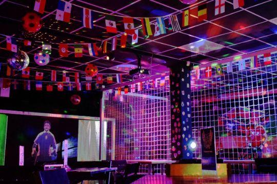 Правила дискотек и вечеринок в спорт баре CrossBAR