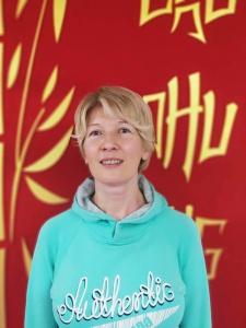 инструктор по пилатесу Татьяна