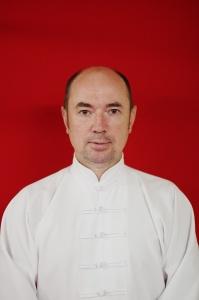 инструктор кунг-фу и ву-чи мастер Юджин Сао