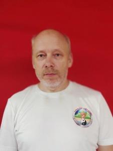 инструктор кунг-фу и ву-чи Юрий Крылов