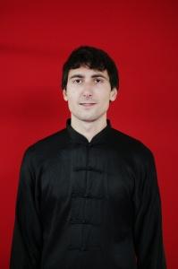 инструктор кунг-фу и ву-чи Александр Алексеев