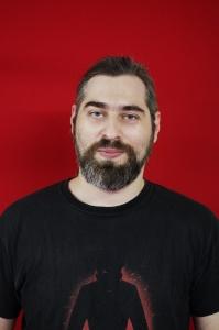 инструктор по боевым искусствам Александр Грубин