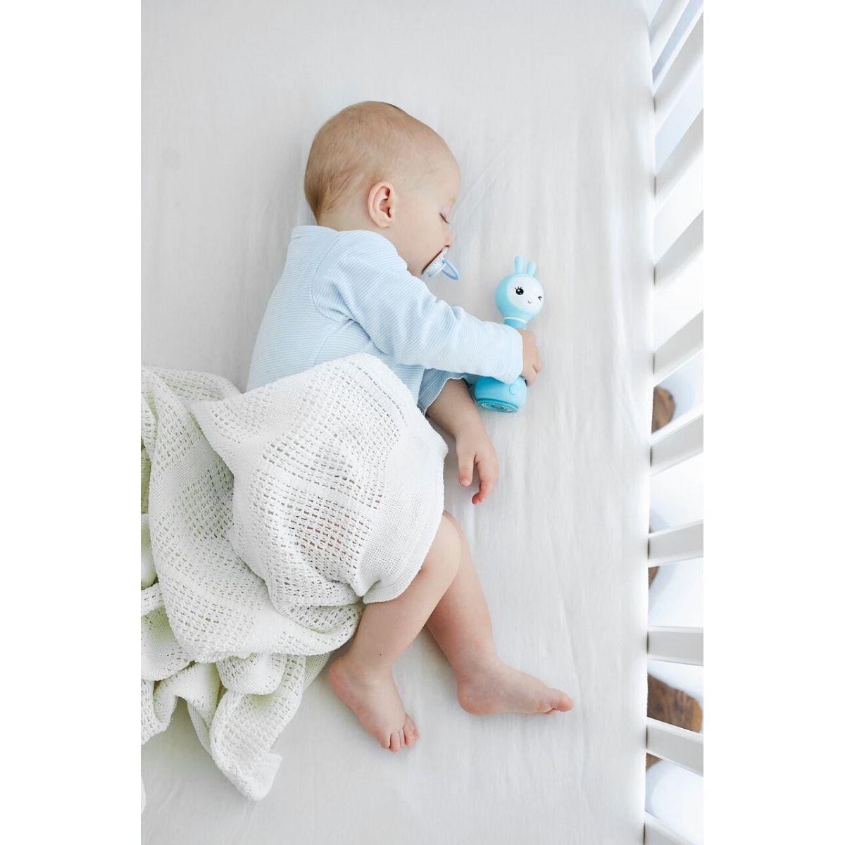 Умная игрушка Alilo R1 Синий зайка