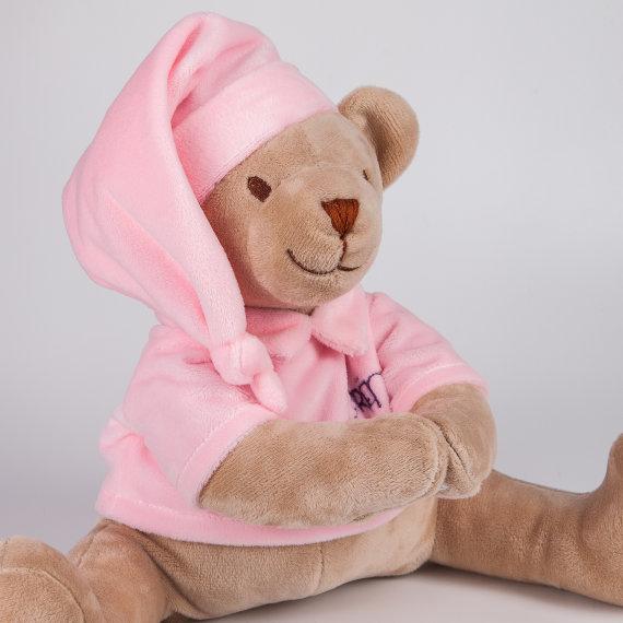 Розовый мишка Drema