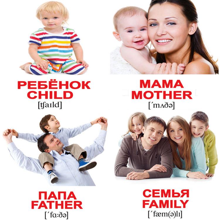 Набор Вундеркинд с пеленок Семья Family мини 40