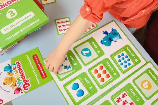 Правильные игры для развития математических способностей