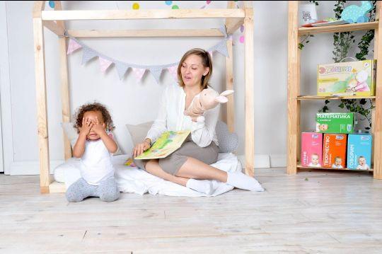 Что делать с детским гневом?