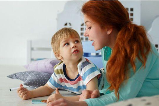 Почему нельзя кричать на ребенка?