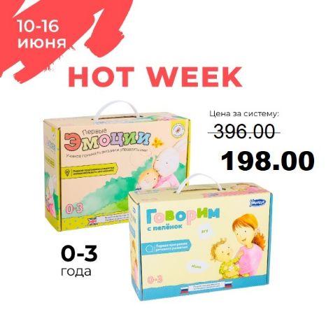 Hot week