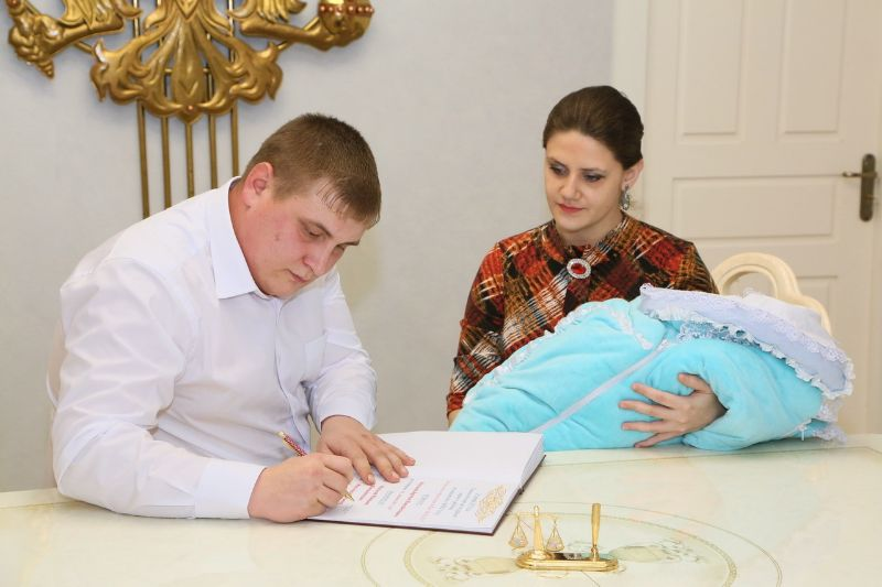 Как регистрировать ребенка в Беларуси