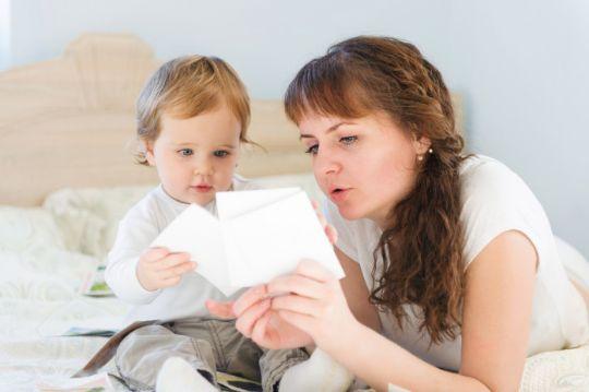 Методика Домана или учимся с пелёнок