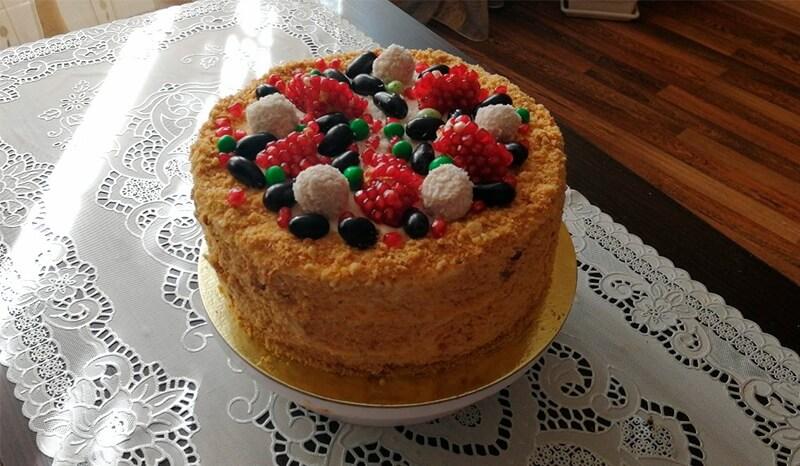 заказать торт в мозыре