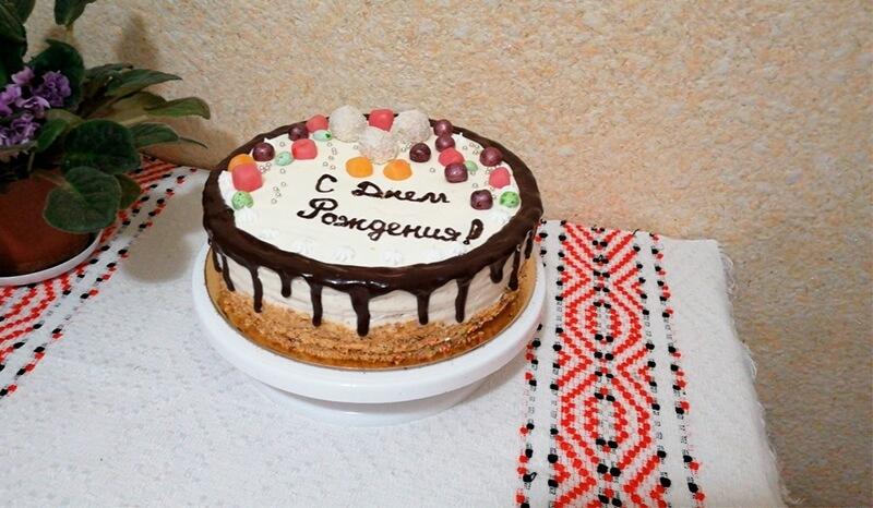Торты в Мозыре на заказ