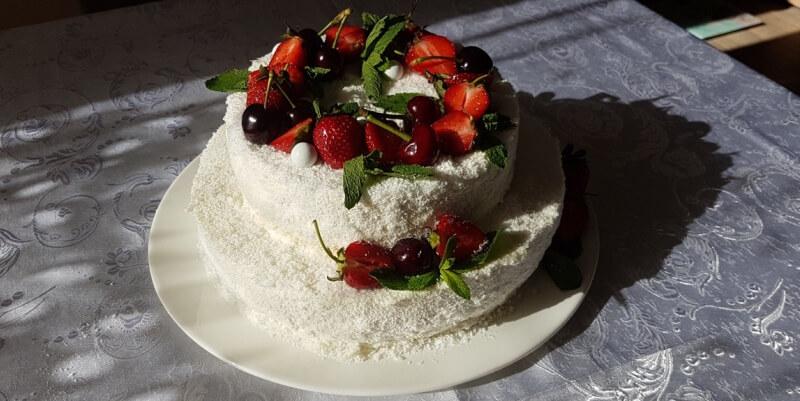 Свадебный торт Мозырь