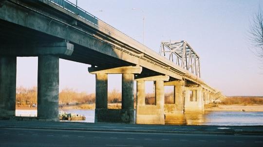 Что посмотреть в Мозыре - Мост