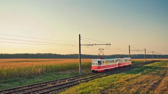 Что посмотреть в Мозыре - Трамвай