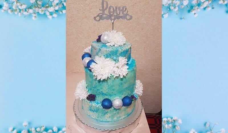Торт на Свадьбу в Мозыре