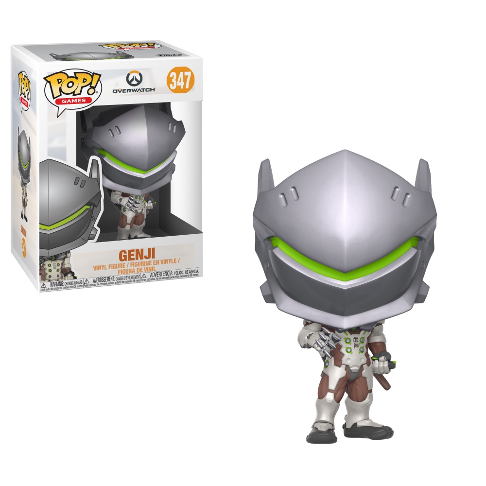 Фигурка FUNKO POP Overwatch Genji от магазина Games of World
