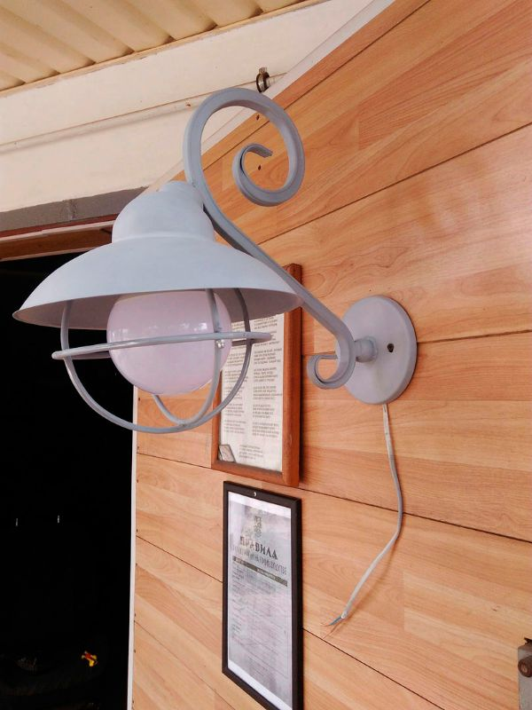 фонарь уличный windmill