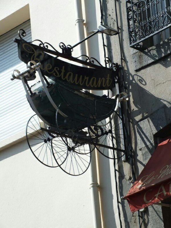 рекламная вывеска windmill